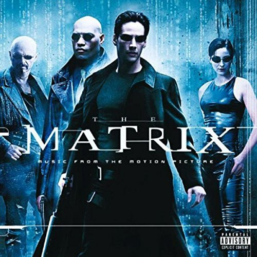 Matrix Music From The Motion Picture Score (red & Blue Pill Vinyl) 2lp