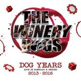 The Winery Dogs Dog Years Live In Santiago & Beyond