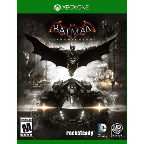 Xbox One Batman Arkham Knight Walmart Exclusive
