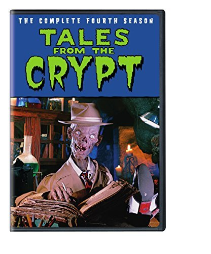 Tales From The Crypt Season 4 DVD