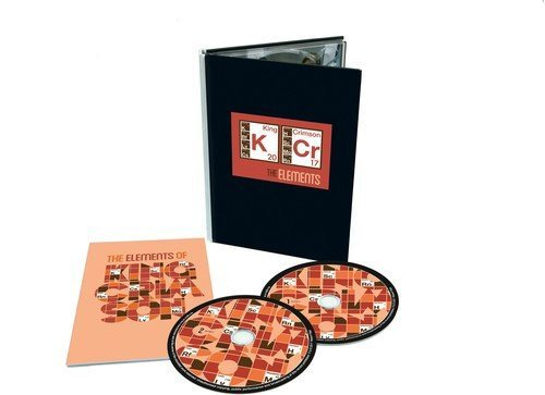 King Crimson The Elements Tour Box 2017