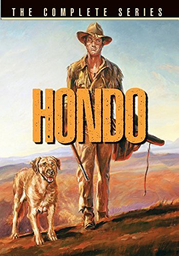 Hondo The Complete Series DVD Mod This Item Is Made On Demand Could Take 2 3 Weeks For Delivery