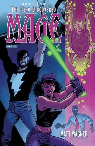Matt Wagner Mage Volume 2 The Hero Discovered Book Two (part 2)