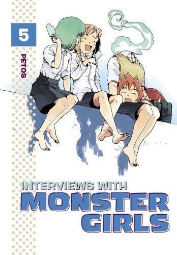 Petos Interviews With Monster Girls 5