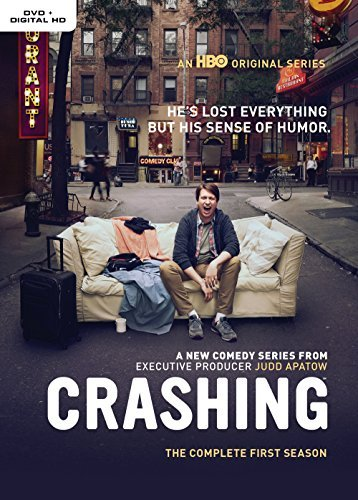 Crashing Season 1 DVD