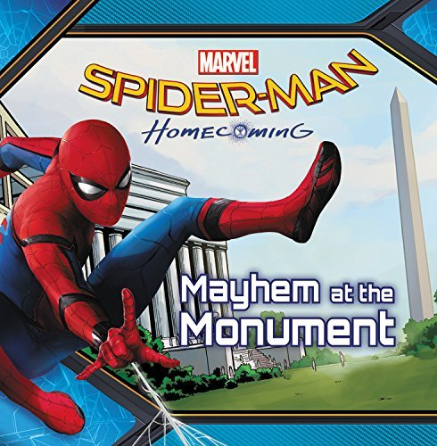 Marvel Marvel's Spider Man Homecoming 8x8 Storybook