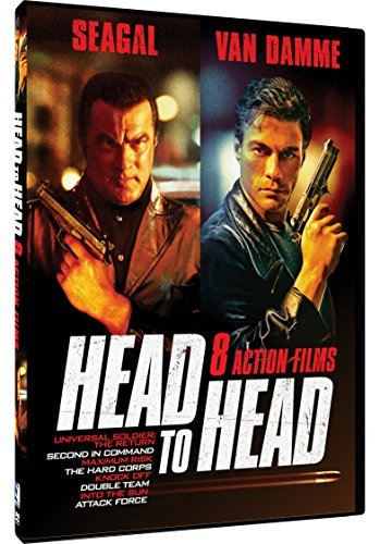 Head To Head Steven Seagal Vs Head To Head Steven Seagal Vs