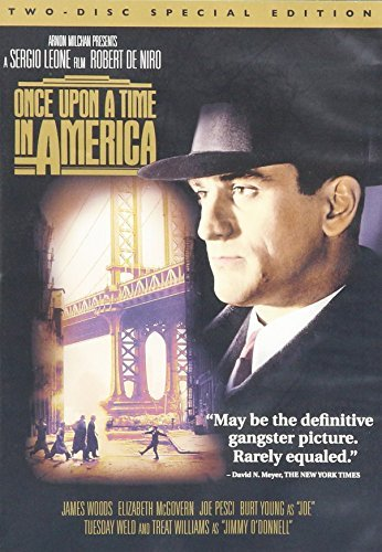 Once Upon A Time In America De Niro Woods Mcgovern Pesci