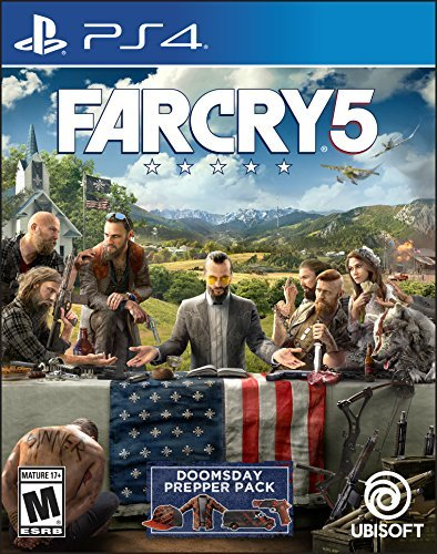 Ps4 Far Cry 5 (day 1 Edition)