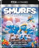 Smurfs Lost Village Smurfs Lost Village 4k Pg