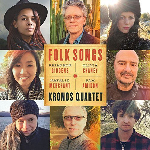 Kronos Quartet Folk Songs