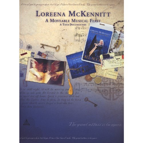 Loreena Mckennitt Moveable Musical Feast