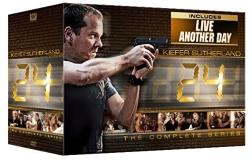 24 The Complete Series & Live 24 The Complete Series & Live