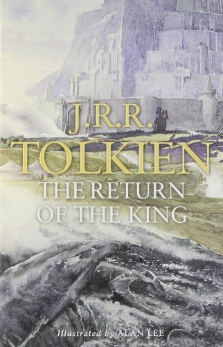 J. R. R. Tolkien The Return Of The King Being The Third Part Of The Lord Of The Rings. By
