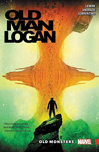 Jeff Lemire Wolverine Old Man Logan Volume 4 Old Monsters
