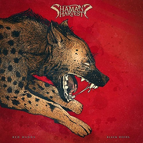Shaman's Harvest Red Hands Black Deeds
