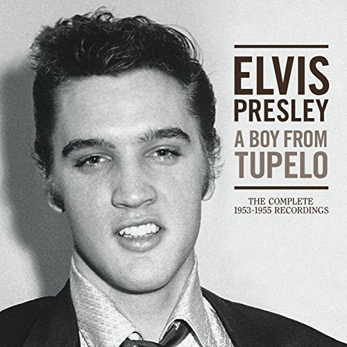 Elvis Presley A Boy From Tupelo The Complete 1953 1955 Recordings (3cd 120 Page Booklet)