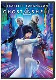 Ghost In The Shell (2017) Johansson Asbaek Kitano DVD Pg13