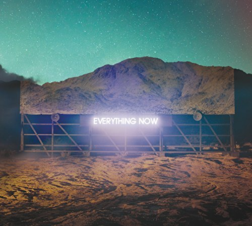 Arcade Fire Everything Now (night Version)