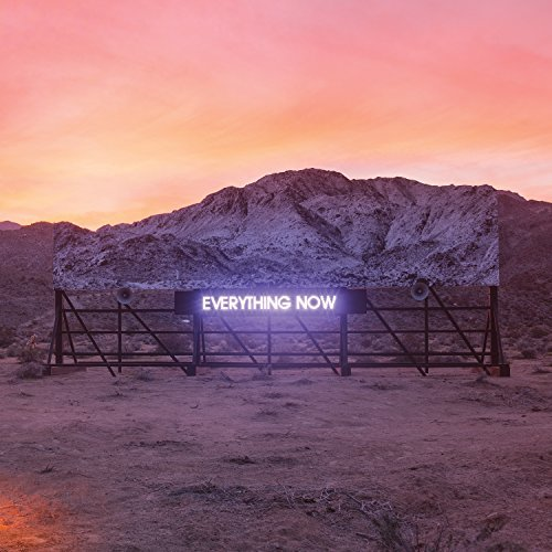 Arcade Fire Everything Now Limited Run