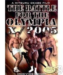 The Battle For The Olympia X 2005 The Battle For The Olympia X 2005
