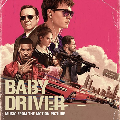 Baby Driver Soundtrack 2lp