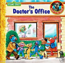 Sarah Albee The Doctor's Office Sesame Street