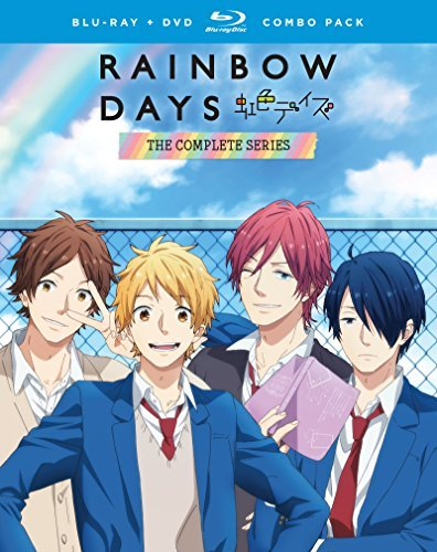 Rainbow Days The Complete Series Blu Ray DVD Nr