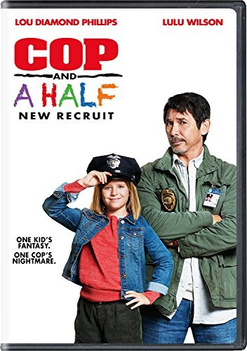 Cop & A Half New Recruit Phillips Wilson DVD Pg