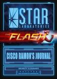 Titan Books S.T.A.R. Labs Cisco Ramon's Journal