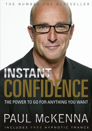 Paul Mckenna Instant Confidence Book & CD