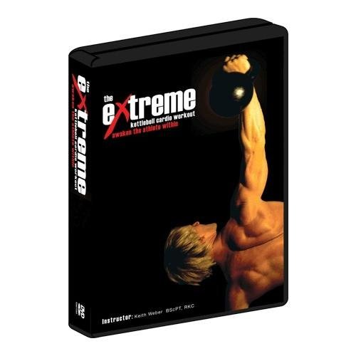 Keith Weber The Extreme Kettlebell Cardio Workout Awaken The