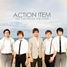 Action Item The Stronger The Love