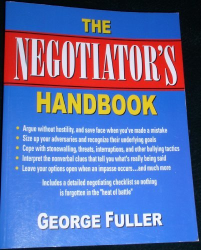 George Fuller Negotiators Handbook