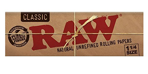 "Raw Classic Unrefined 1 1 4"" 24 Display"