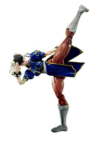 Action Figure Street Fighter V Chun Li Sh Figuarts