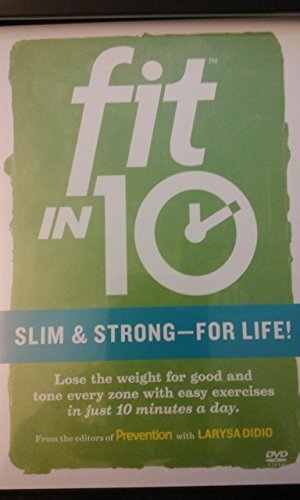 Fit In 10 Slim & Strong For Life!
