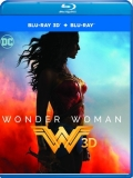 Wonder Woman (2017) Gadot Pine Wright 3d Blu Ray Dc Pg13