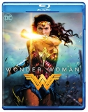 Wonder Woman (2017) Gadot Pine Wright Blu Ray DVD Dc Pg13