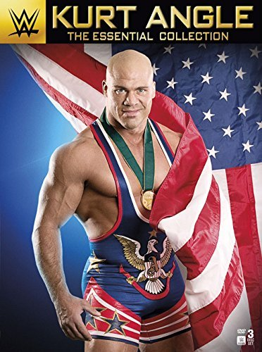 Wwe Kurt Angle The Essential Collection DVD