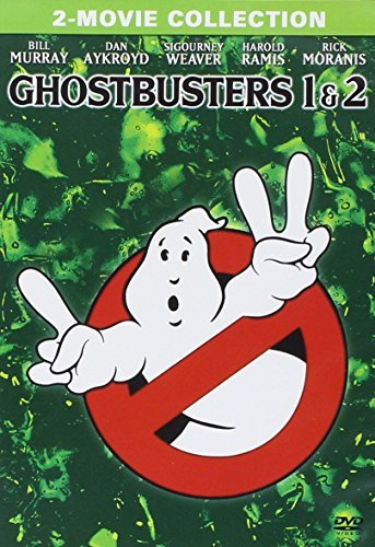 Ghostbusters Ghostbusters Ii Double Feature DVD