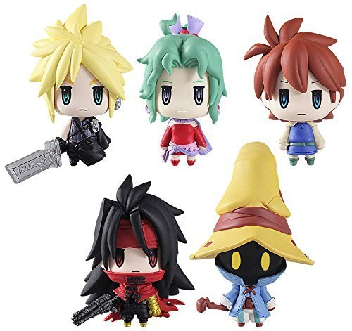 Mini Figure Final Fantasy Series 2