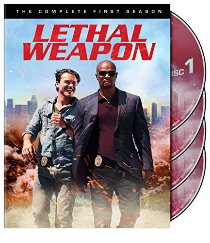Lethal Weapon Season 1 DVD
