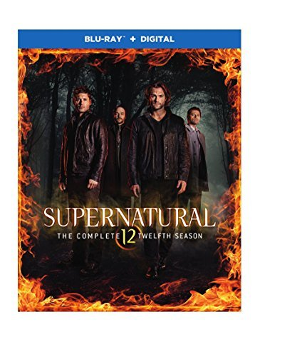 Supernatural Season 12 Blu Ray