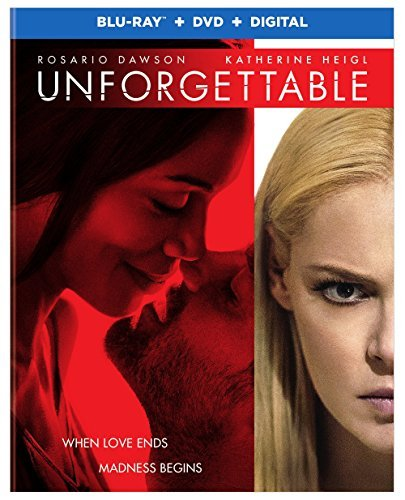 Unforgettable Dawson Heigl Stults Blu Ray DVD Dc R