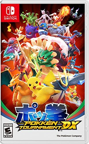 Nintendo Switch Pokken Tournament Dx