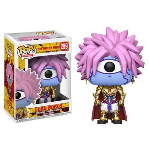 Funko Pop One Punch Man Lord Boros