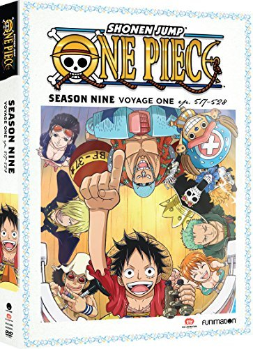 One Piece Season 9 Voyage 1 DVD