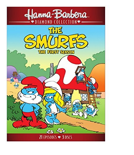 Smurfs Season 1 DVD