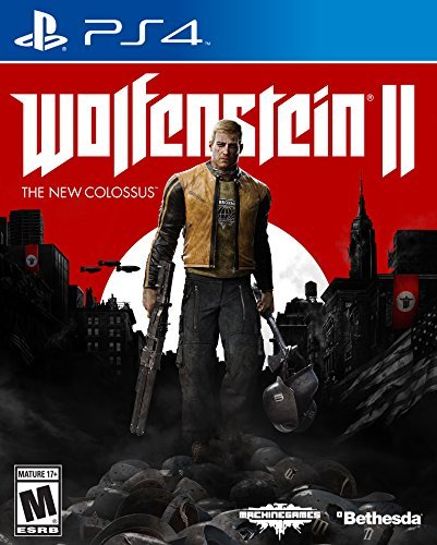 Ps4 Wolfenstein Ii The New Colossus